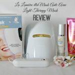 La Lumière illuMask Anti-Acne Light Therapy Mask Review