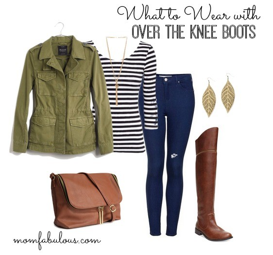over the knee boot outfits 01