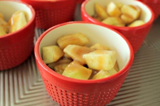 Caramel Apple Crisp Gluten Free 01