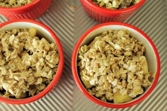 Caramel Apple Crisp Gluten Free 02