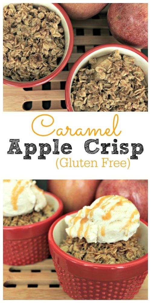 Caramel Apple Crisp Gluten Free 08
