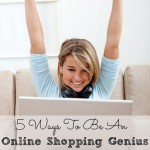 5 Ways to Be an Online Shopping Genius This Holiday Season (Plus Cash Back in Your Pocket!)