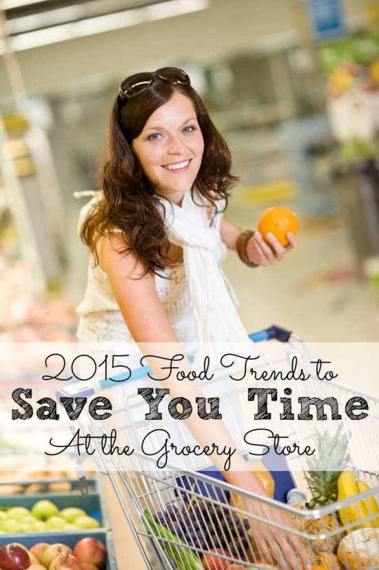 How to Save Time at the Grocery Store