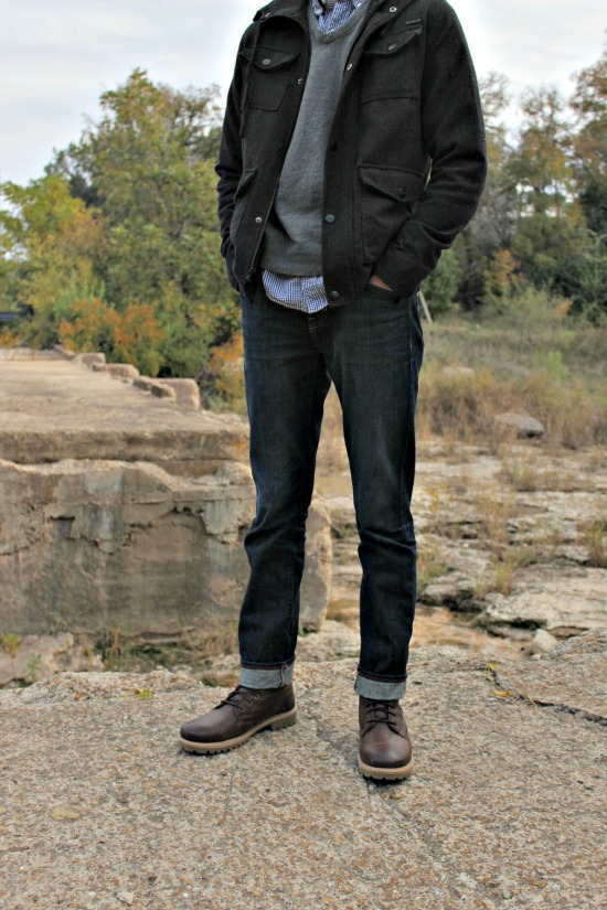 Outfit Ideas with mens boots 01