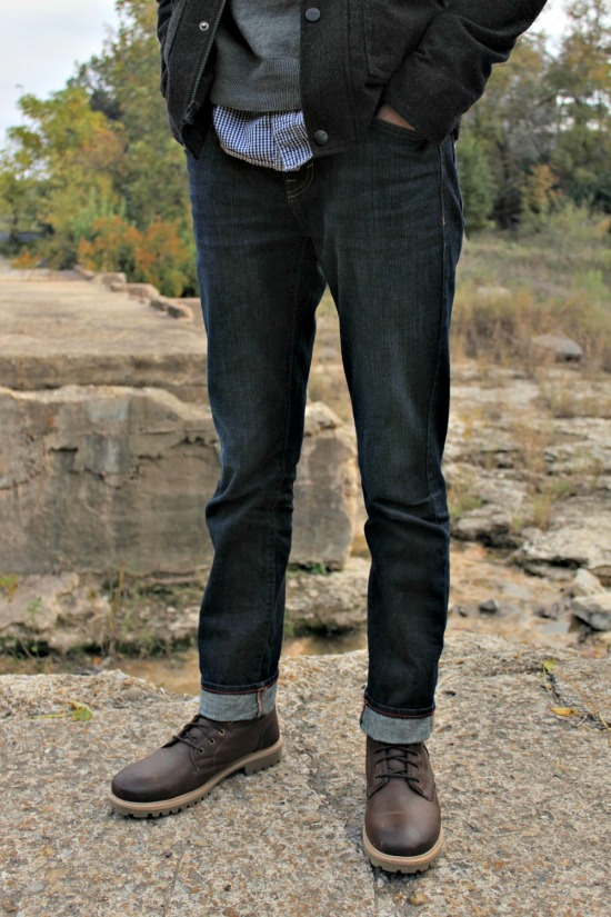 Outfit Ideas with mens boots 02