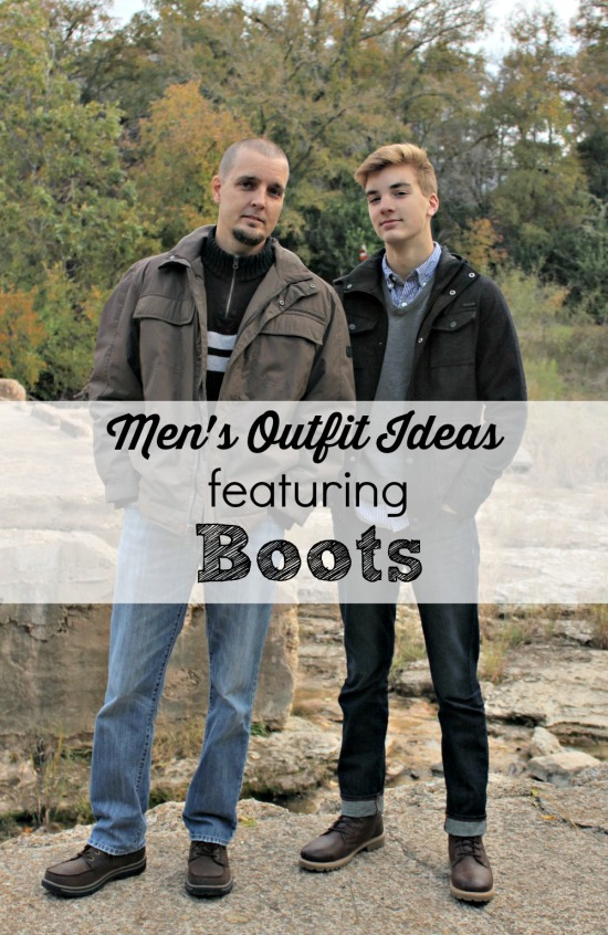 Outfit Ideas with mens boots 10