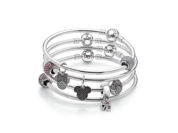 Pandora Disney Jewelry Collection 01