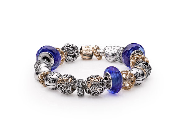 give the gift of the new pandora disney jewelry collection