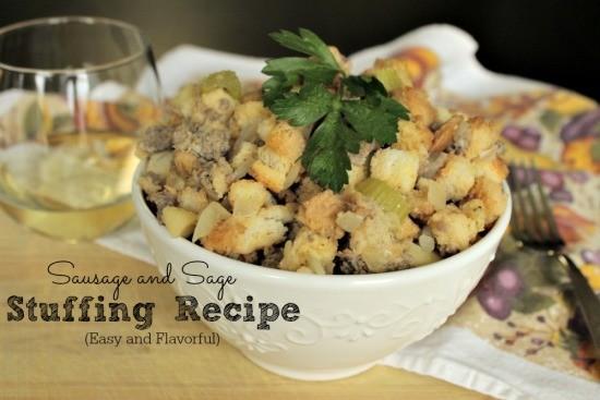 Stuffing Recipe 05