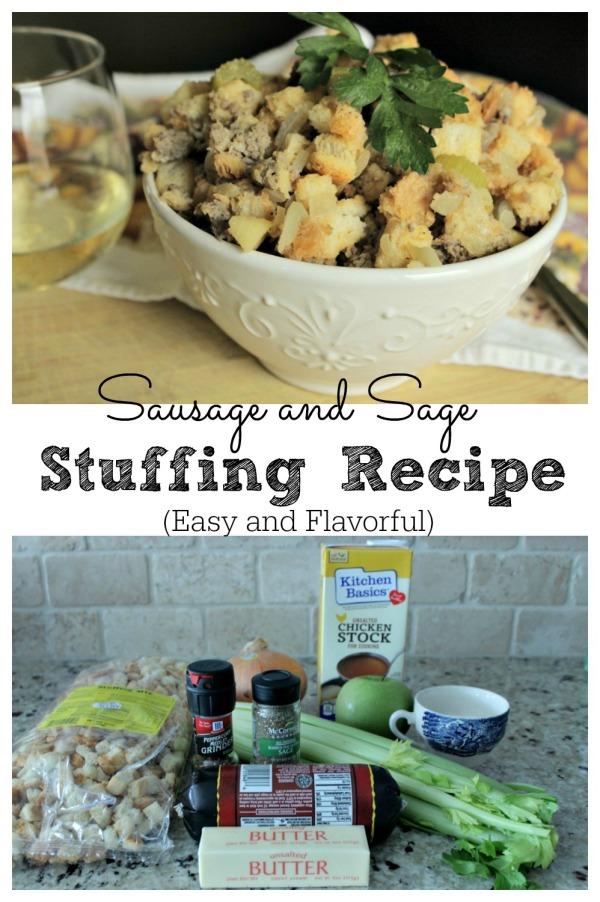 Stuffing Recipe 06