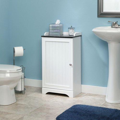 sauder bathroom cabinet