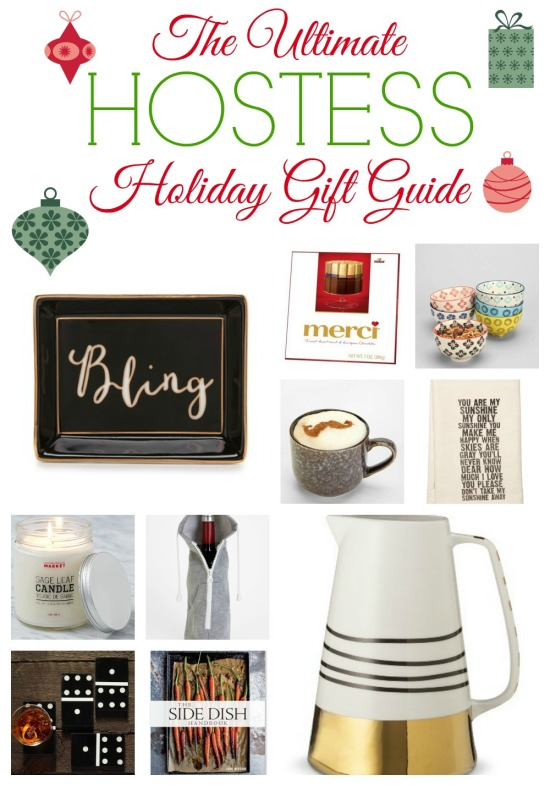 ultimate hostess holiday gift guide