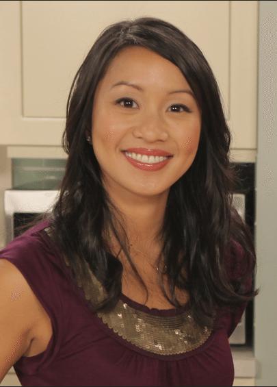 Cooking Channel Star Brigitte Nguyen