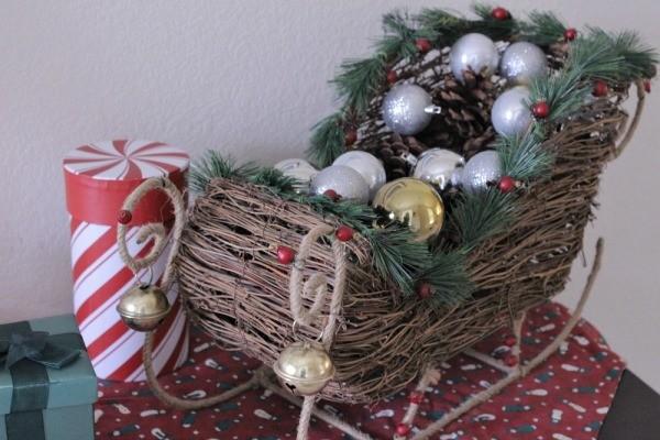 Dollar Tree Easy Christmas Decorating Ideas 09