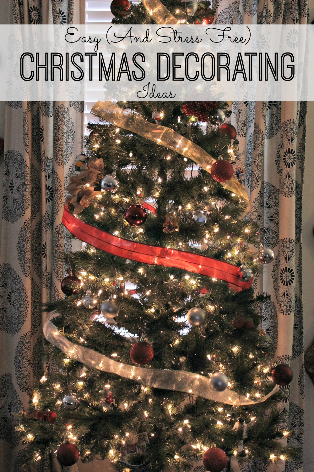dollar tree easy christmas decorating ideas 20 - Dollar Tree Christmas Decorating Ideas