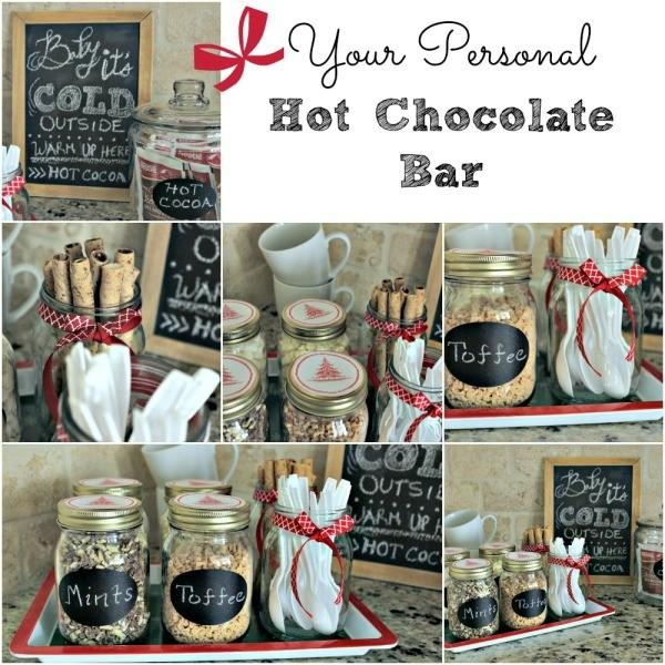 Hot Chocolate Bar 09