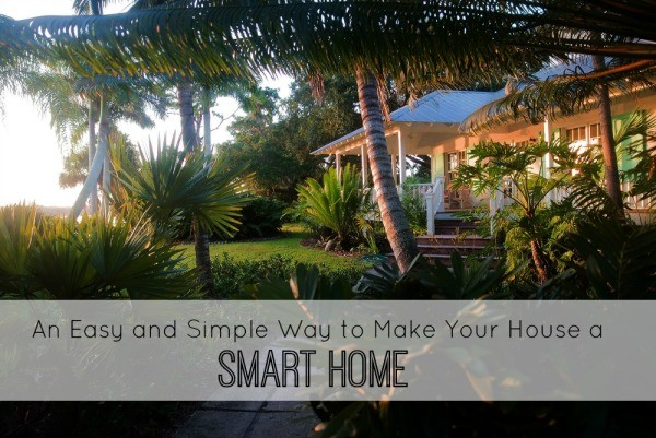 how to set up a smart home