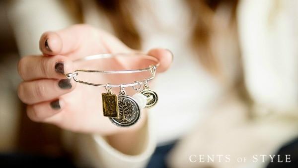 Cents of Style Inspirational Charm Bracelet