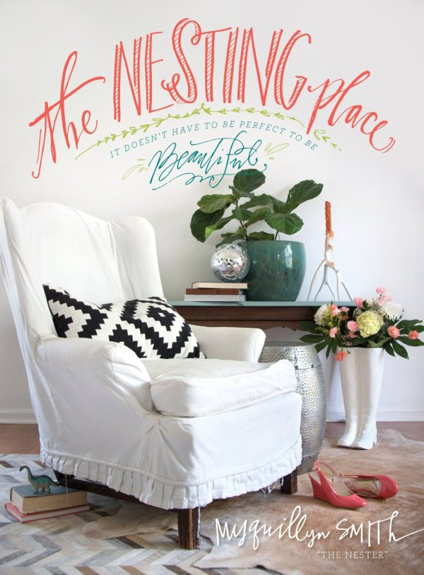 The Nesting Place Book