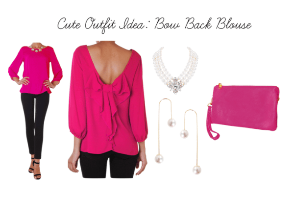 humble chic new york bow back blouse