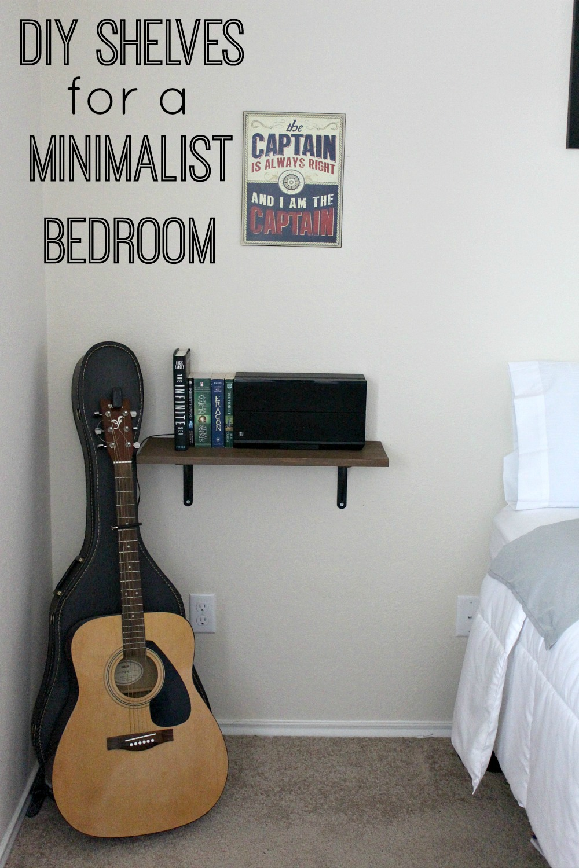 Fantastic Diy Shelves For A Minimalist Bedroom Mom Fabulous Download Free Architecture Designs Scobabritishbridgeorg