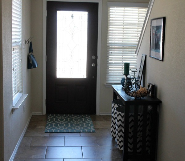 Entry Way Room Refresh 02