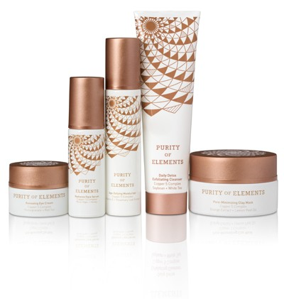 Purity of Elements Skin Care Line