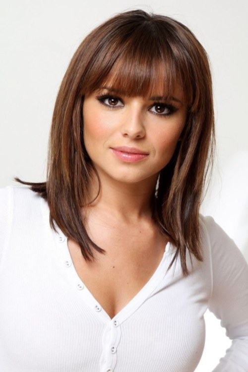 shoulderlength hair styles 25 medium length hairstyles you ll want to copy now 7302