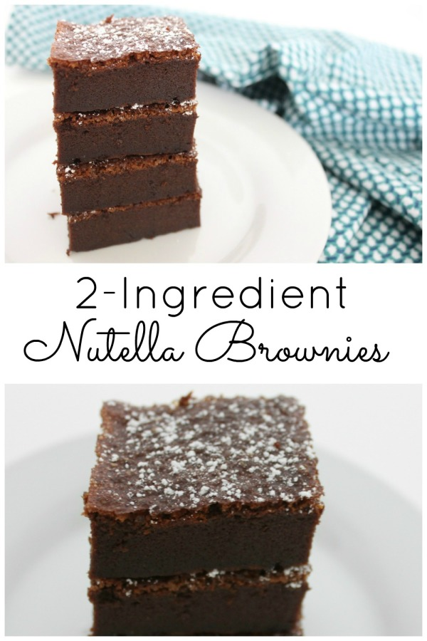 Nutella Brownies 02