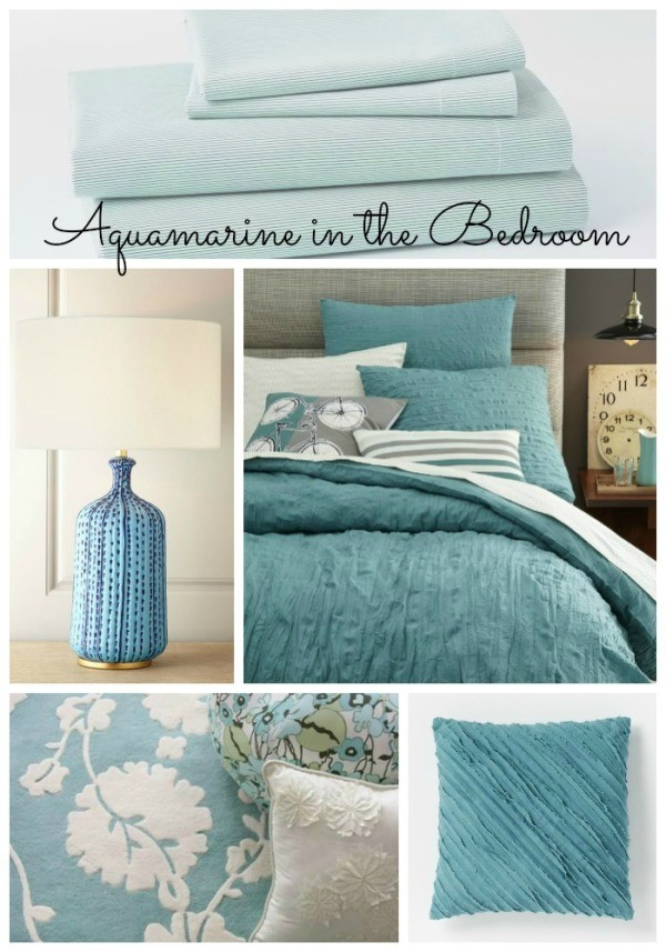 Pantone-2015-Aquamarine-bedroom