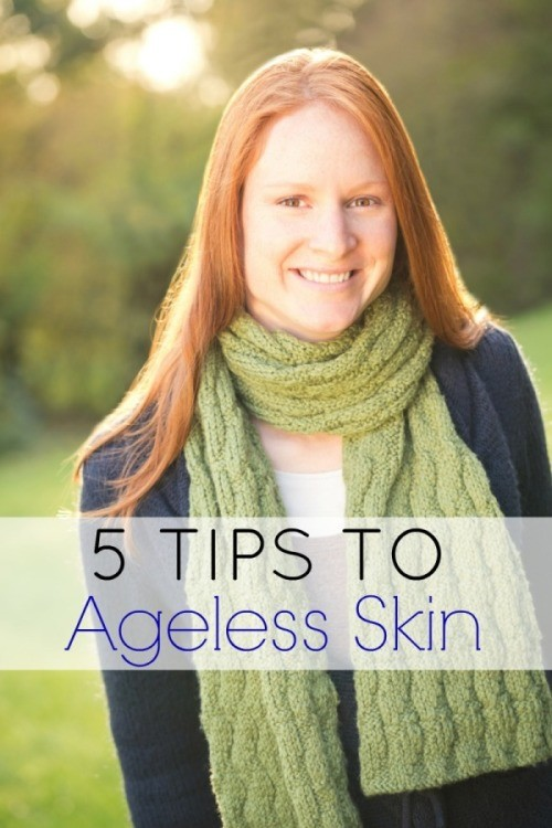 Tips to Ageless Skin