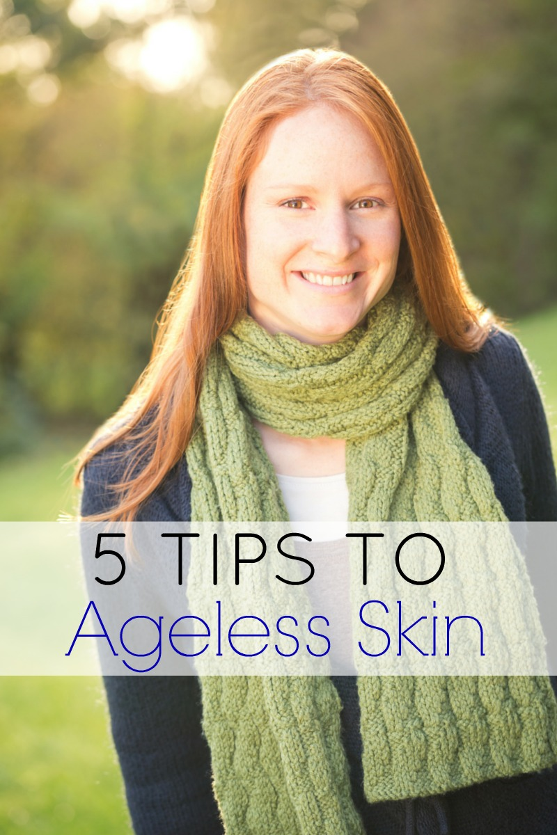 5 Tips to Ageless Skin: From Nutrition & Exercise to Great ...