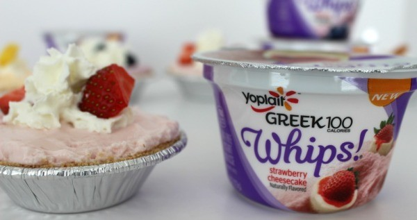 Yoplait Greek 100 Whips