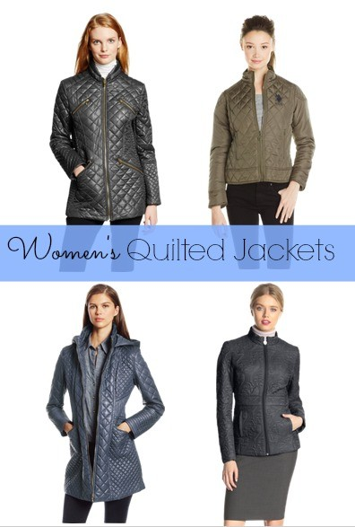 womens quilted jackets