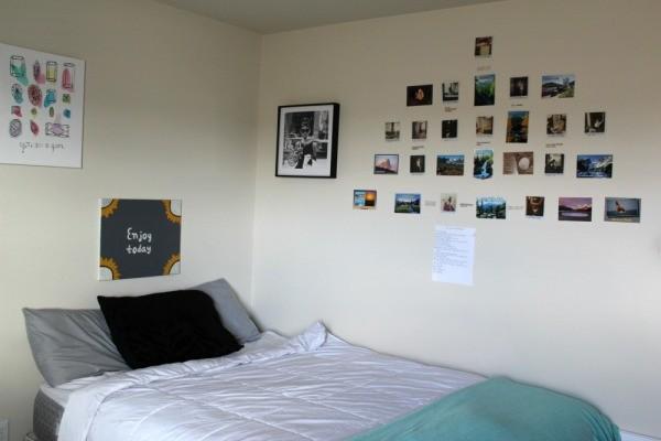 Teenage Bedroom decorating ideas before