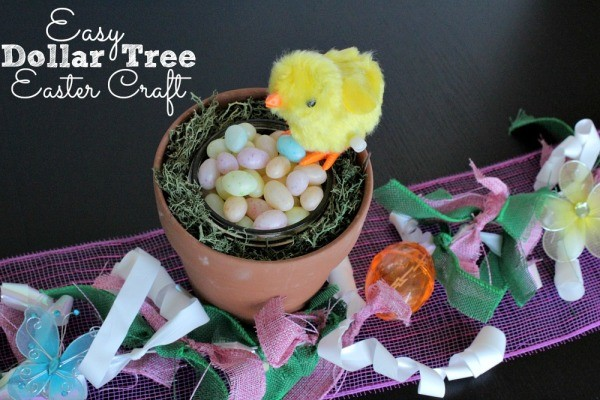 Dollar Tree Easter Crafts 08