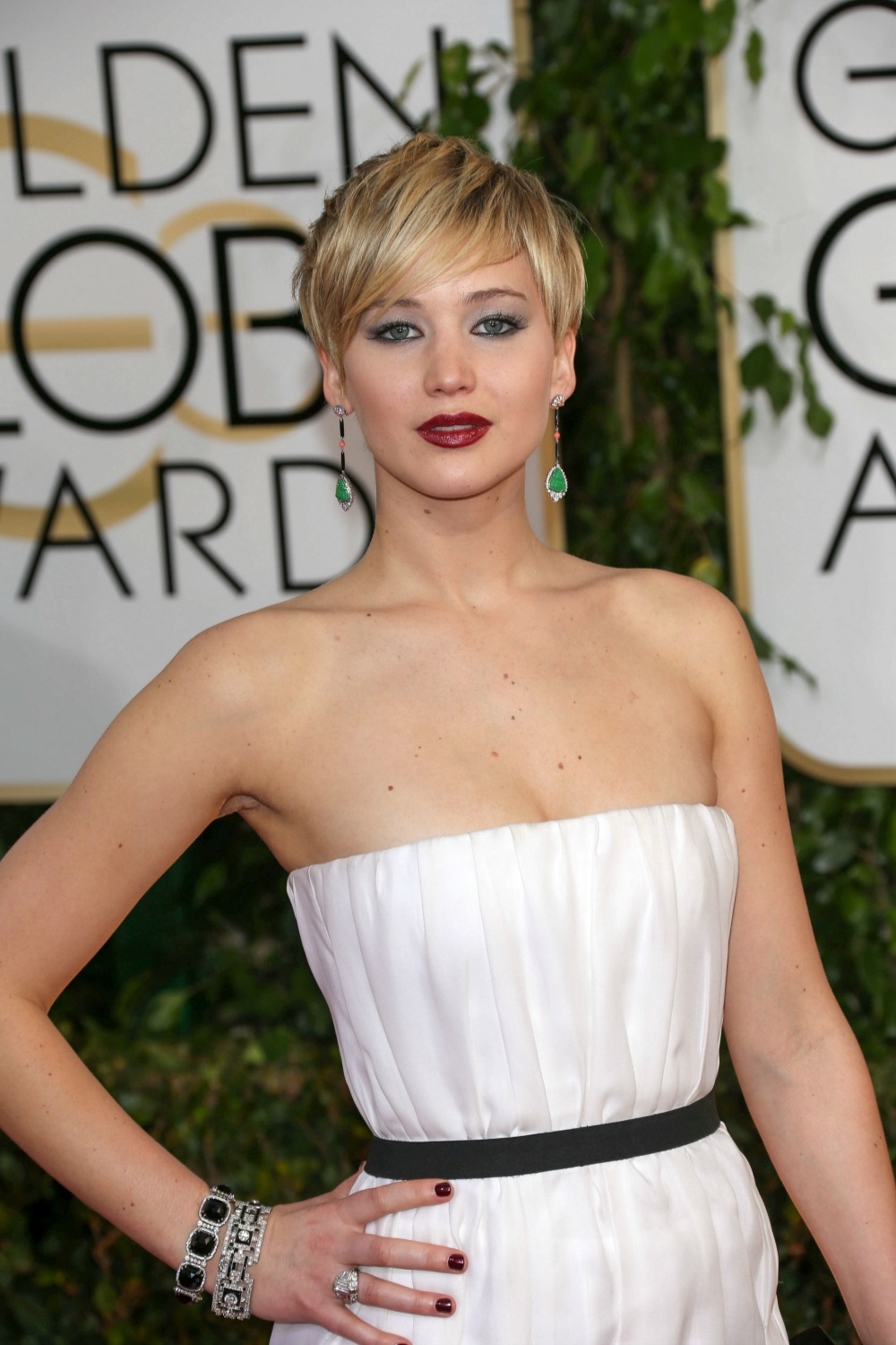 The Pixie Haircut - Celebrity Women Who Sport The Look Jennifer Lawrence