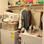 A Laundry Room Refresh & Introducing a New Laundry Detergent