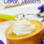 50 Delectable Lemon Desserts