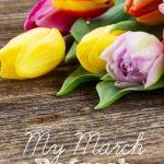 My March Refresh