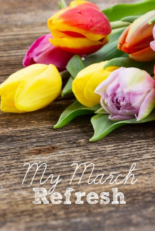 March Refresh