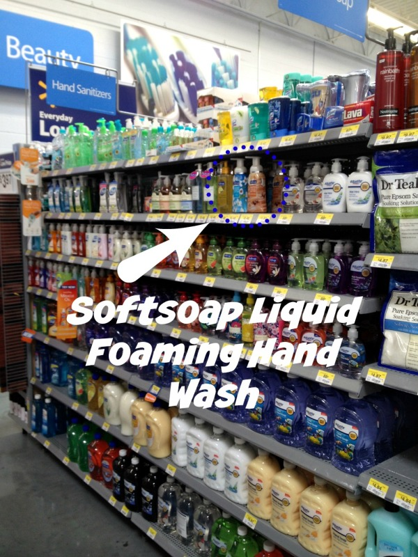 Softsoap Liquid Foaming Hand Wash