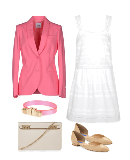 White Dresses Outfit-03