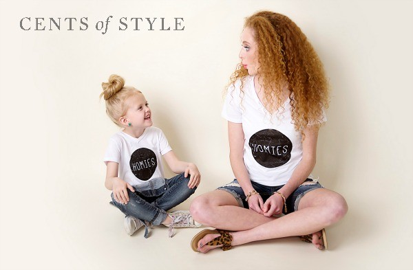 Cents of Style T-Shirt line