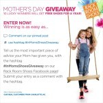 Share Your Motherly Wisdom & Enter to Win Free Shoes for a Year!