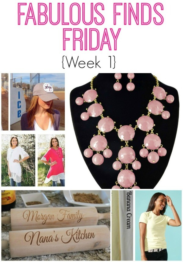 fabulous finds friday