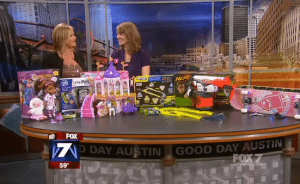 Good Day Austin Top Holiday Toys