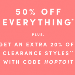 Cute Outfit Ideas of the Week #51 – Featuring J. Crew Factory 50% Off Sale