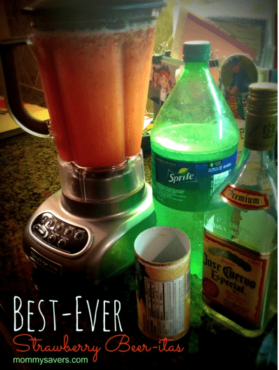 Strawberry Beerita Recipe
