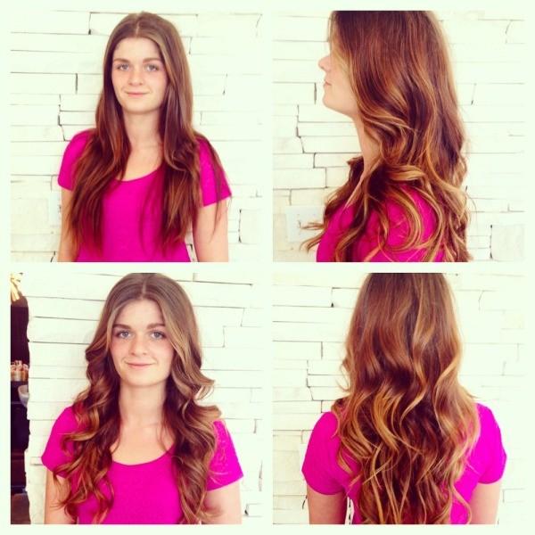 Subtle Bayalage Hairstyle